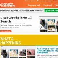Creative Commons, nasce il motore di ricerca con 300 milioni di immagini gratis