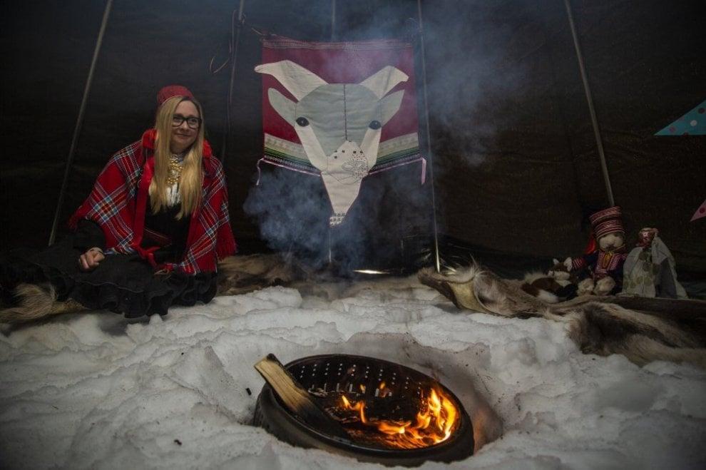 La lotta per l'Artico dei Sami finlandesi