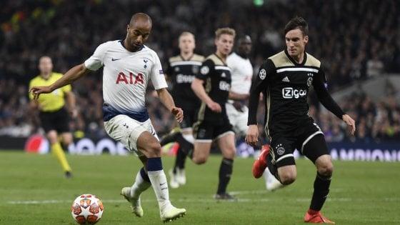 Champions, Tottenham-Ajax 0-1: decide il gol di Van de Beek