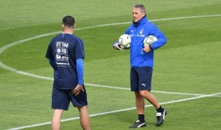 Nazionale, Mancini: ''I giovani vanno aspettati. Balotelli? Deve fare di più ed esultare''