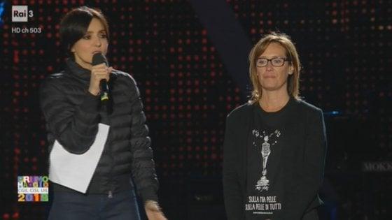 """Primo maggio, Ilaria Cucchi sul palco del Concertone: """"La mia battaglia ha aperto un varco"""""""