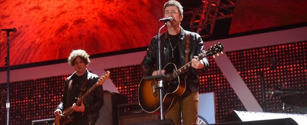 Concerto del Primo maggio, Noel Gallagher porta i Beatles sul palco