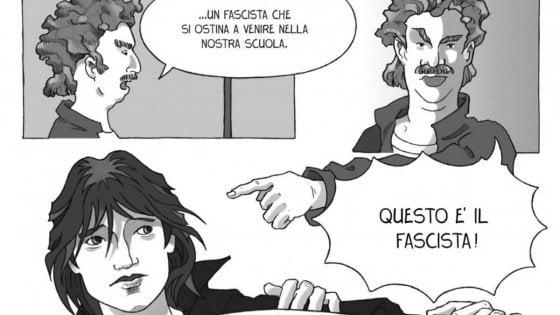 Verona, il Comune compra (e regala alle scuole) il fumetto su Sergio Ramelli. Insorge l'opposizione