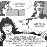 Verona, il Comune compra (e regala alle scuole) il fumetto su Sergio Ramelli. Insorge...