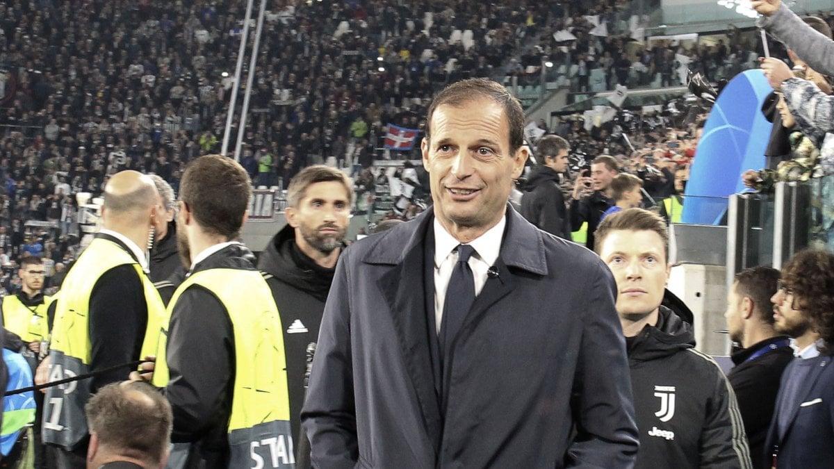 """Juventus, Allegri mette a tacere le voci: """"Motivato a restare"""""""