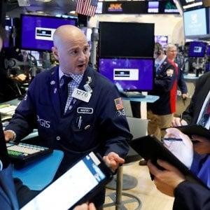 203f6c3a2c Borse in lieve rialzo, Fca trascina Piazza Affari. Disoccupazione Usa ai  minimi da 50