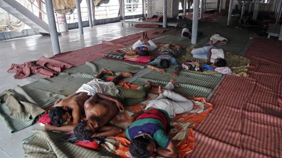 India, un milione di evacuati per il ciclone Fani
