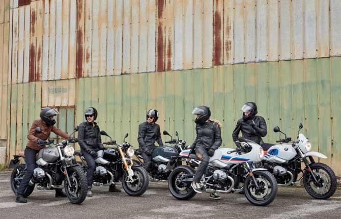 """Al via il """"Bmw Motorrad Heritage Tour 2019"""""""