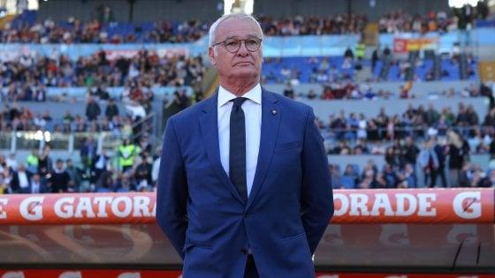 Ranieri: ''In questo momento conta solo la Roma, non ego dei giocatori''