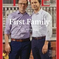 Time dedica la copertina a Pete Buttigieg, candidato gay alla Casa Bianca