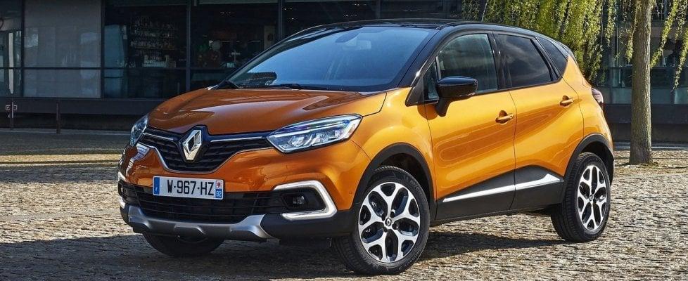 Renault Captur, i segreti della numero uno d'Europa