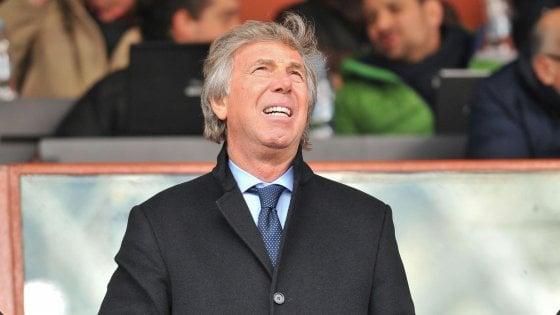 Genoa, Preziosi replica ai tifosi: ''Merito rispetto''. Ma la contestazione continua