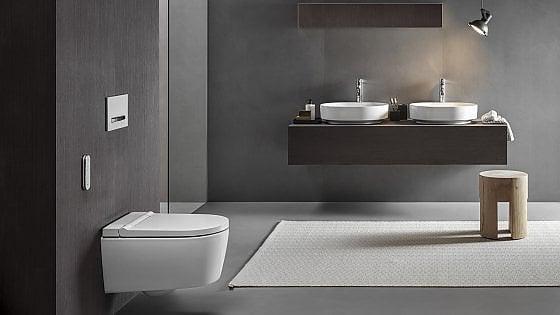 Bagno nuova star della casa: gli italiani non rinunciano a comfort e design