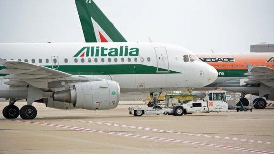 Alitalia, per Fs proroga fino al 15 giugno