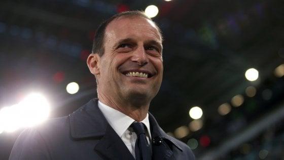 """Juventus, Allegri: """"Bravi, non meritavamo di perdere"""""""
