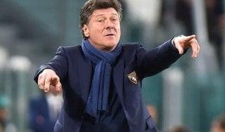 """Torino, Mazzarri: """"Pari che brucia, pensavamo di vincere"""""""