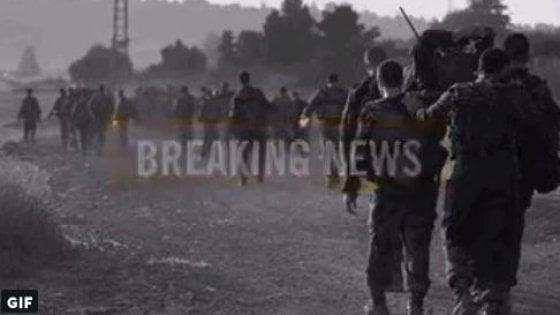 Raid su Gaza dopo che cecchino ferisce soldati sul confine: 6 morti. Dalla Striscia rispondono lanciando 200 razzi