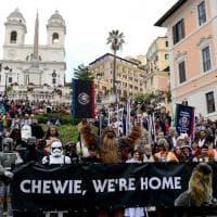 È Star Wars Day, dalle Filippine agli Usa (passando per l'Italia) la festa per la saga