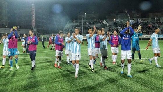 Serie C, Entella promosso dopo una corsa folle: giocate 39 gare in 5 mesi