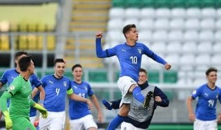 Europei Under 17, grande esordio dell'Italia: 3-1 alla Germania