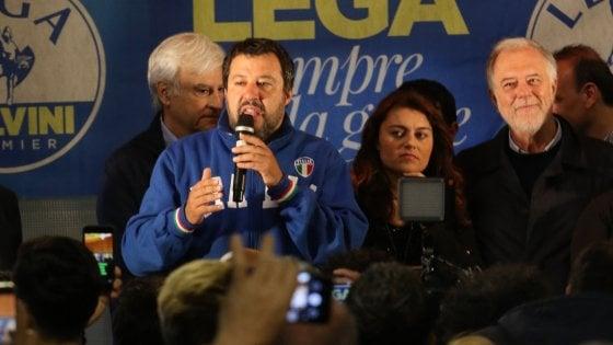 """Caso Siri, Salvini: """"Non abbandono uomini con cui ho fatto un pezzo di strada"""". Di Maio: """"Matteo forte con i deboli, abbia coraggio"""""""