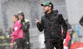 Sassuolo, De Zerbi: ''Salvezza era nostro obiettivo, qui sto bene''