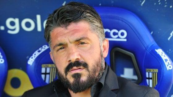 """Milan, Gattuso torna a ringhiare: """"Dimissioni? Non fanno parte di me e smettetela di dire che sono molle"""""""
