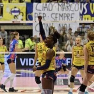 Volley femminile: lo scudetto resta a Conegliano, Novara s'inchina anche in gara 3