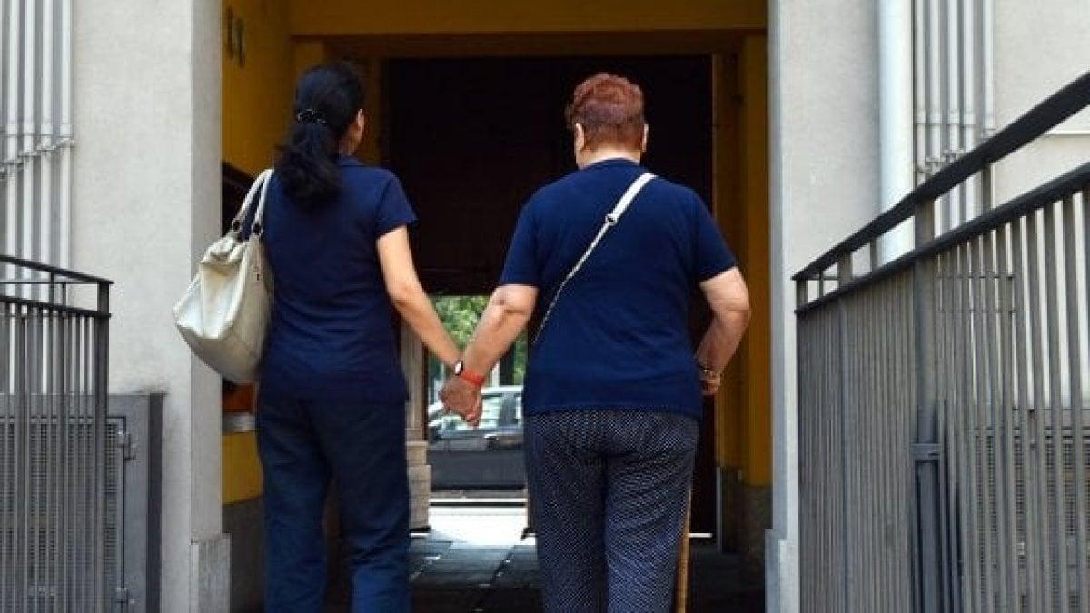 In Italia 2 milioni di lavoratori domestici, il 60% è irregolare