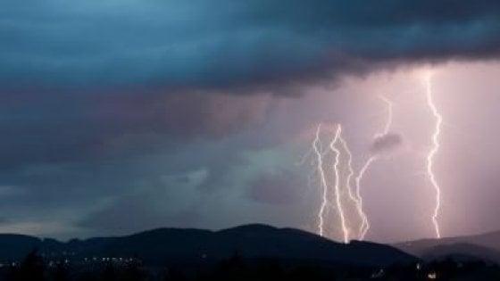 Meteo, ancora piogge e temporali. Nel weekend impulso polare