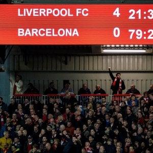 Lo United, il Barça, la Roma e ora il Liverpool: quando il calcio fa rima con impresa