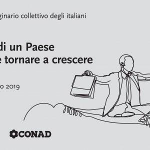 Censis, italiani preoccupati per l'economia e pessimisti sul futuro