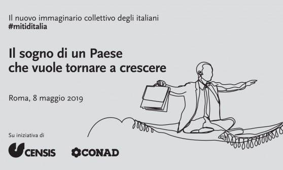 Il grande sogno degli italiani: più sicurezza e più libertà la ricetta per tornare a crescere