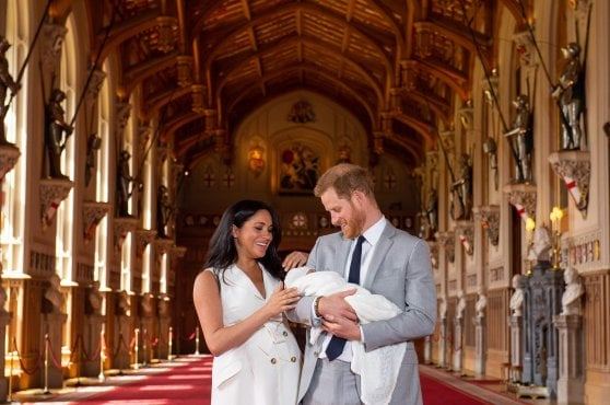 Regno Unito, annunciato il nome del royal baby: Archie Harrison Mountbatten-Windsor