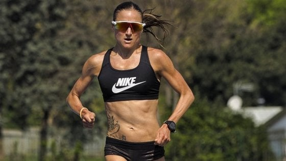 Sara Dossena risponde ai leoni da tastiera: ''Sono un'atleta, più rispetto per chi soffre davvero di anoressia''