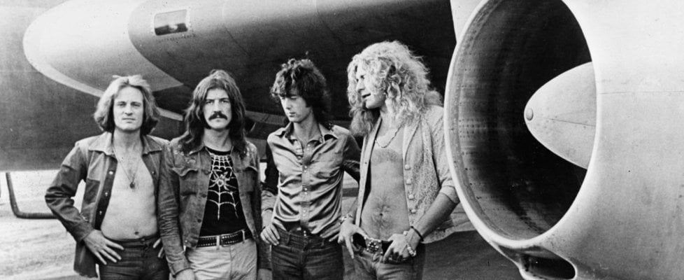 Robert Plant, John Paul Jones e Jimmy Page per la prima volta in un doc sui Led Zeppelin