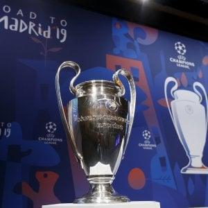 La Rai rischia di perdere la Champions, fa causa a Sky ma Mediaset è in agguato