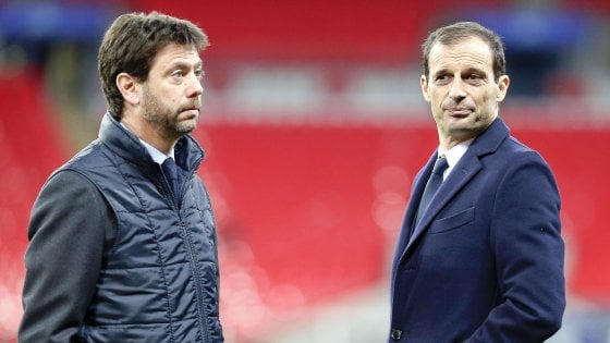 Juventus, Allegri-Agnelli: il momento della verità si avvicina