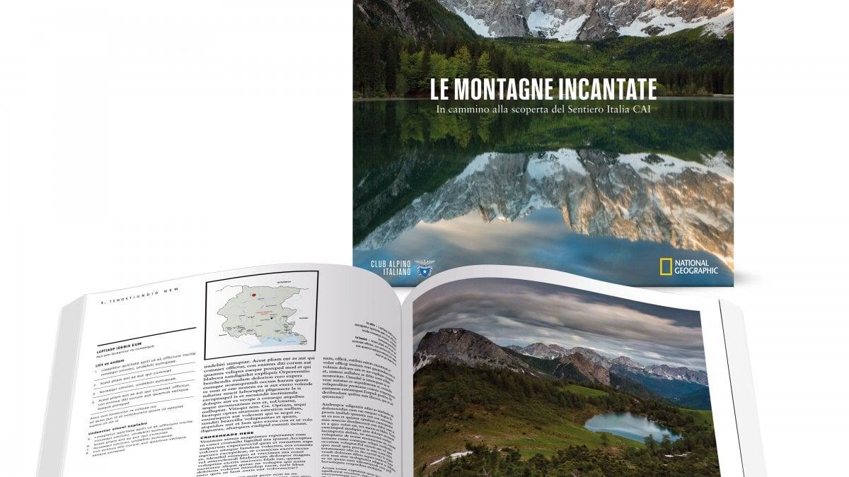 Montagne incantate. Con National Geographic il sogno del