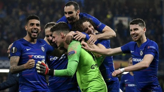 Europa League: finale tutta inglese come in Champions, sarà Chelsea-Arsenal