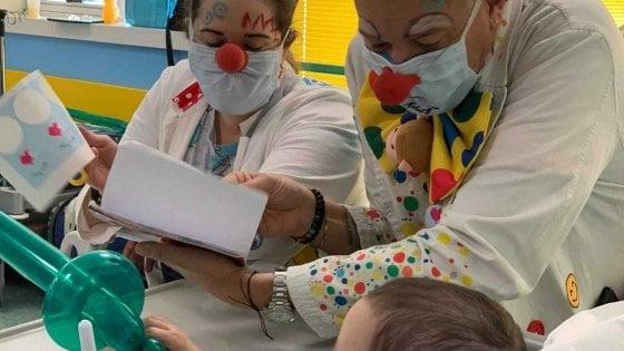 Ludobarelle, l'ultimo progetto della clownterapia