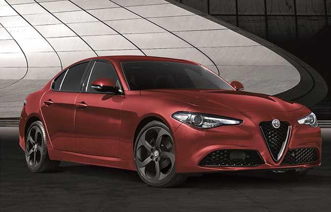 Alfa Romeo Giulia e Stelvio ora anche Sport-Tech