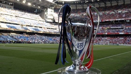 Champions, si cambia dopo il 2024: meno squadre dai campionati