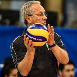 """Velasco, il mito del volley italiano annuncia l'addio: """"Non volevo aspettare il declino"""""""