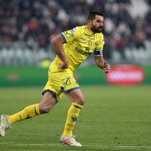 """Chievo, Pellissier lascia il calcio: """"Scelta difficile ma giusta"""". Il club ritirerà la maglia"""