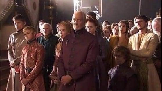 Trova l'intruso: errori sullo schermo da 'Braveheart' a 'Game of Thrones'