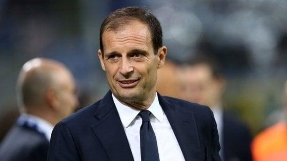 Juventus, Allegri: ''Prossima settimana incontro con Agnelli, ho scelto di restare''