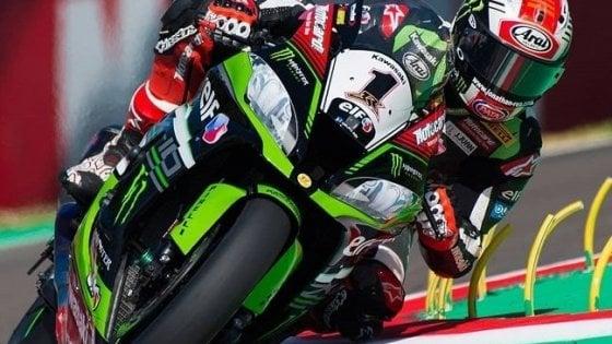 Superbike, Gp Italia: Rea interrompe il dominio di Bautista