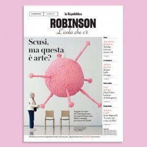 Robinson, alla scoperta dell'arte contemporanea: istruzioni per l'uso