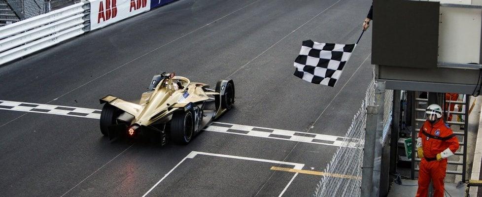 Jean-Eric Vergne trionfa a Monaco